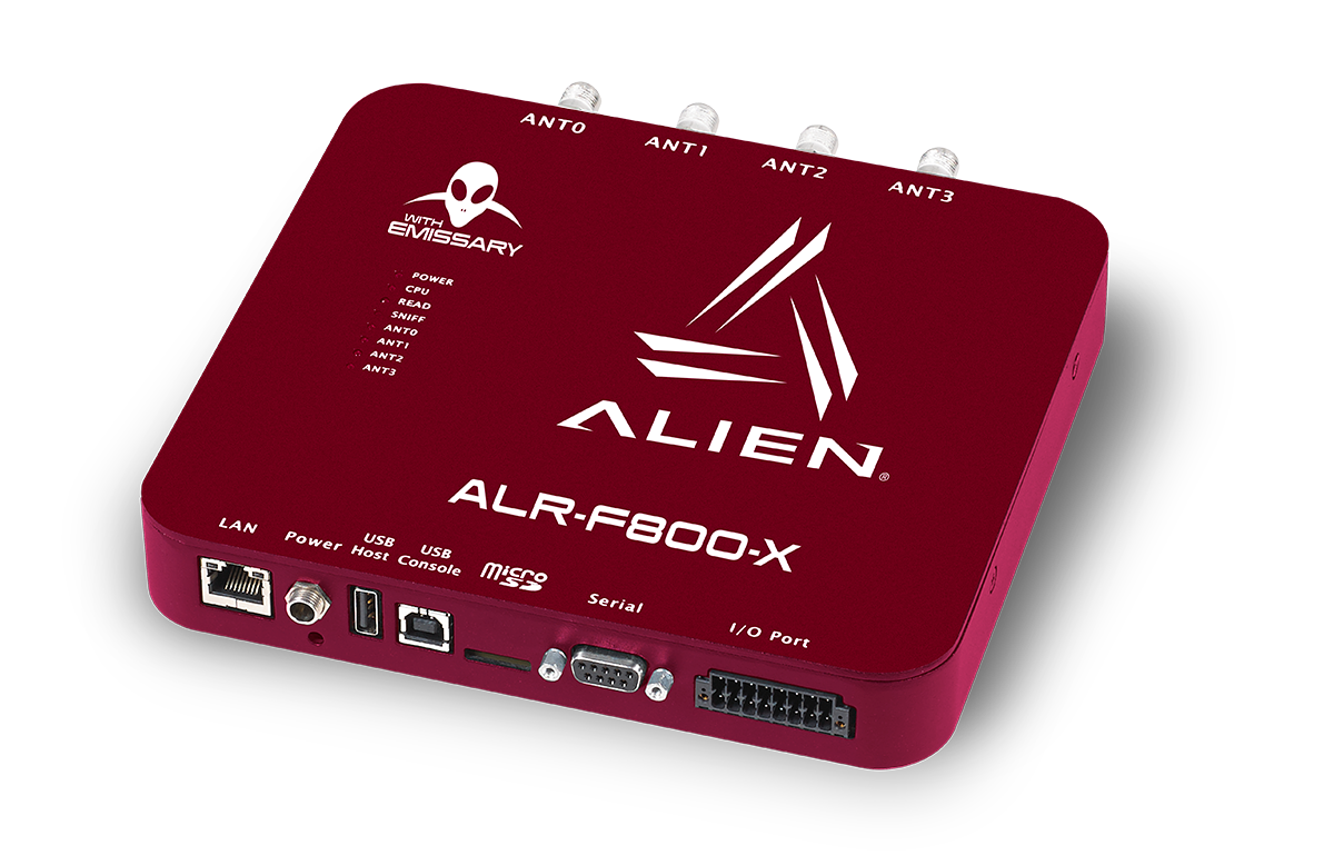 Alien Technology Readers - Industry Leader in Ease of Use
