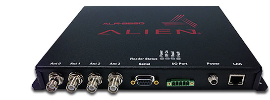 Advanced Commercial 4-Port RFID Reader